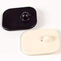 Датчик (бирка) жесткий Mini Бирка р/ч 40*50 мм - цвет черный